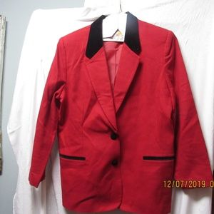 Requirements dress jacket size 12